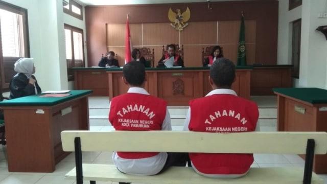 Jaksa Minta Dua Terdakwa Kasus SDN Gentong Dihukum 3 Tahun 6 Bulan (472120)
