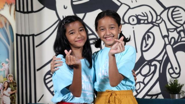 Foto: Bincang Seru Bareng Pemain Film Buku Harianku di kumparan (165828)