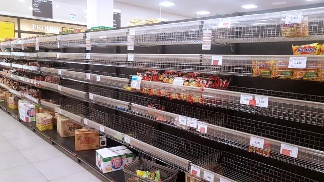 Aksi Borong Saat RI Positif Corona, Pengusaha Malah Sarankan Tak Over Berbelanja (23596)