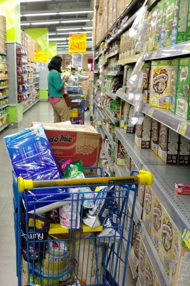 Aksi Borong Saat RI Positif Corona, Pengusaha Malah Sarankan Tak Over Berbelanja (23597)