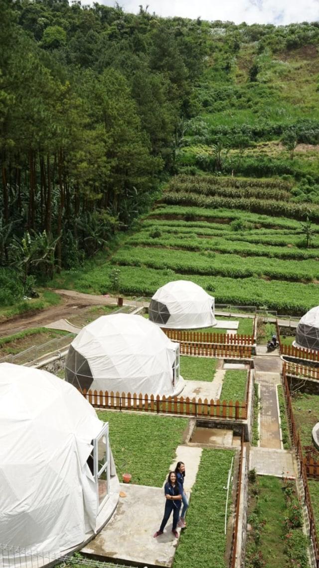 Mengunjungi Lembah Indah Malang Wisata Terbaru Berkonsep Edu Resort Kumparan Com