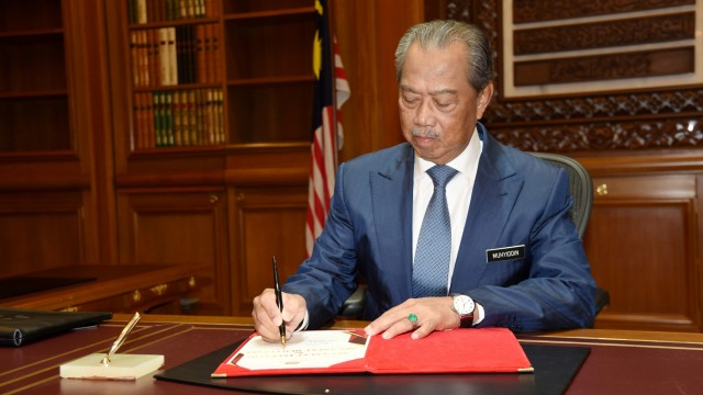 Kerajaan Malaysia Gelar Pertemuan Bahas Usul Status Darurat (1)