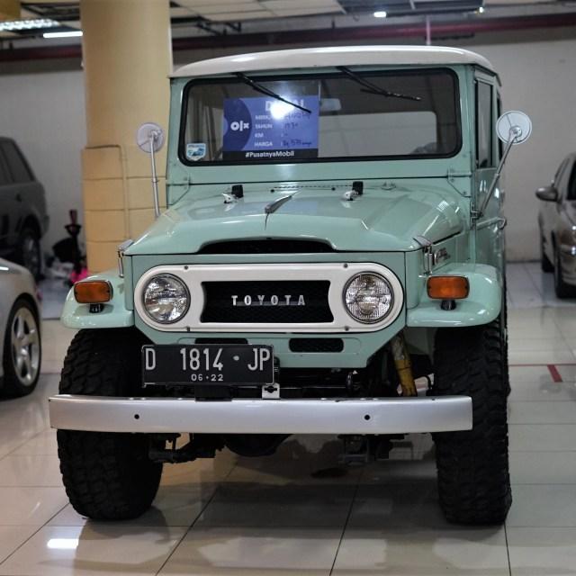 Jarang yang Tahu, Inilah 'Kuburan' Toyota Hardtop di Sumatera Utara (441596)