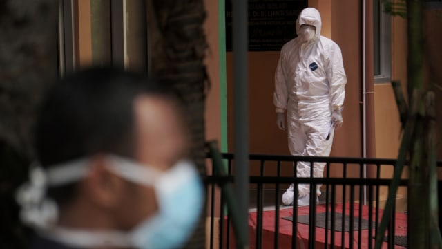 Babinsa hingga Lurah Akan Datangi Warga Jakarta yang Tak Verifikasi Vaksinasi (13319)