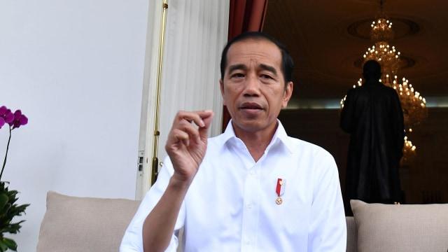 Arahan Lengkap Jokowi untuk Atasi Dampak Virus Corona ke Ekonomi Indonesia (160693)