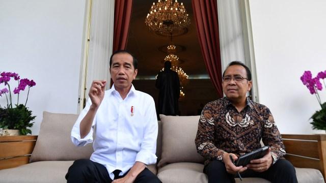 Istana Bantah Ada Pengangkatan 2 Wakil Menteri Baru (346142)