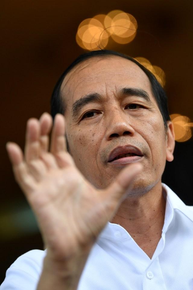 Jokowi Ajak Guru Terapkan Sistem Belajar Online dari Ruangguru hingga Microsoft (30039)