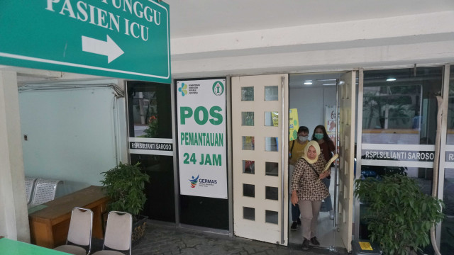 Jokowi Libatkan Intelijen BIN hingga Polri untuk Tangani Corona (73484)