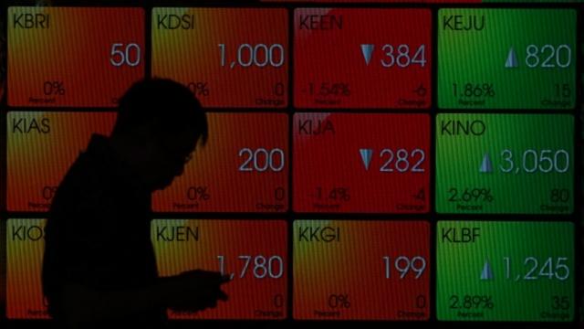 IHSG Ditutup Merah, Turun 1,18 Persen (56665)