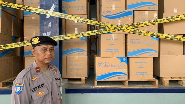 Pemeriksaan 11.480 masker di Tangerang