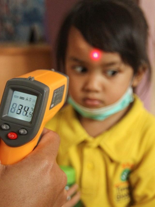 Termometer Tembak, Amankah untuk Anak?  (140684)