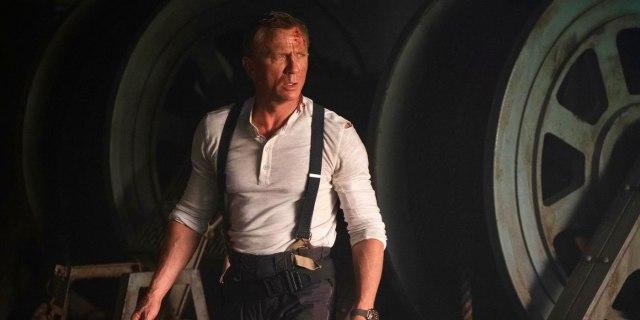 Adegan di film James Bond: No Time to Die