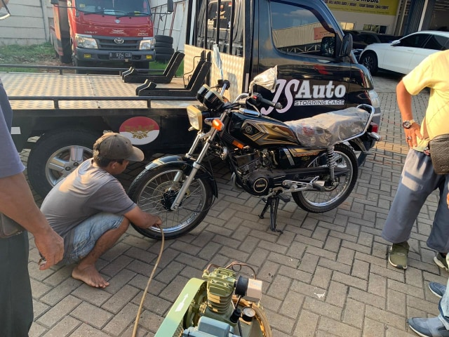 Penjualan Motor Baru Rontok Karena Pandemi, Yamaha RX-King Justru Sebaliknya  (36853)