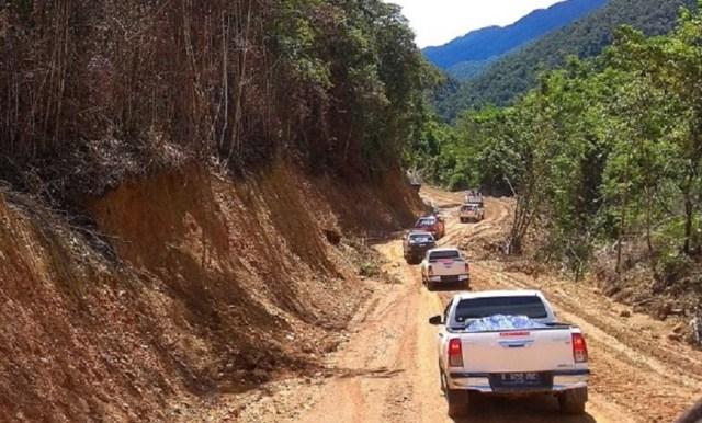 Keamanan Tak Kondusif, 26 Km Jalan Trans Papua Belum Terhubung (399033)