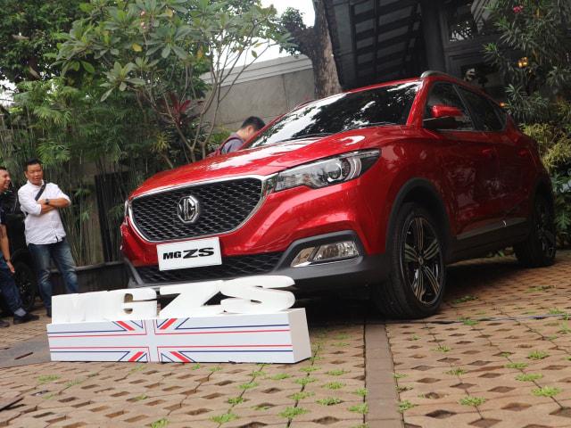 Yang Perlu Diketahui Soal Mg Motors Indonesia Kumparan Com