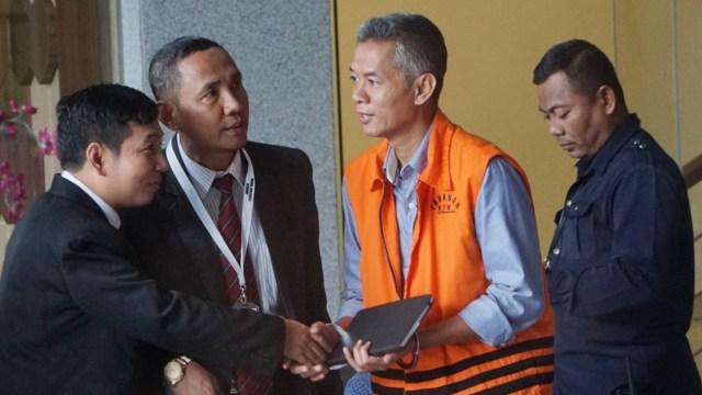 KPK Tolak Permohonan Justice Collaborator Wahyu Setiawan (31972)