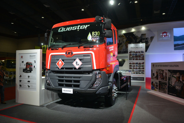 Upaya Astra UD Trucks Jaga Angka Penjualan Kendaraan Niaga di Masa Pandemi (137986)