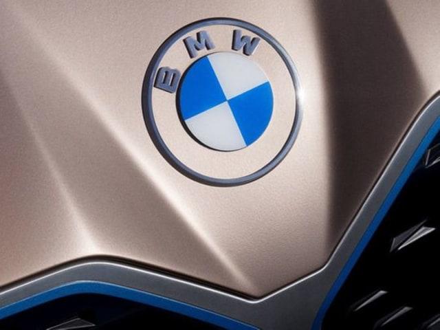 Logo BMW Terbaru