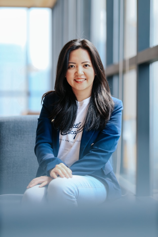 Cindy Kalensang - VP of Product Management SweetEscape