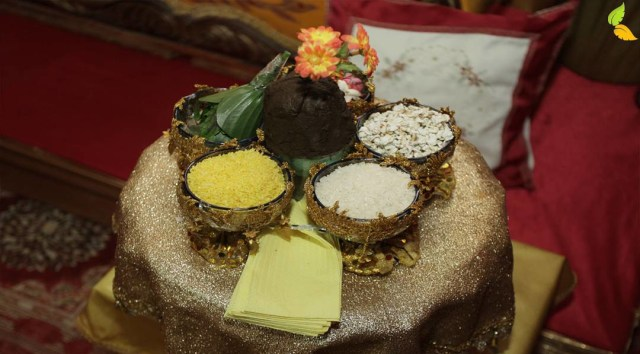 Tradisi 'Tepuk Tepung Tawar' di Kepri, Simbol Permohonan Keselamatan (181437)