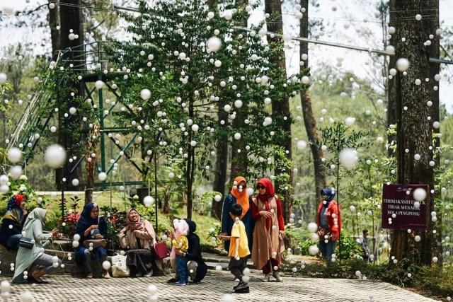 Tempat Wisata di Bandung yang Cocok Untuk Liburan Keluarga (128913)