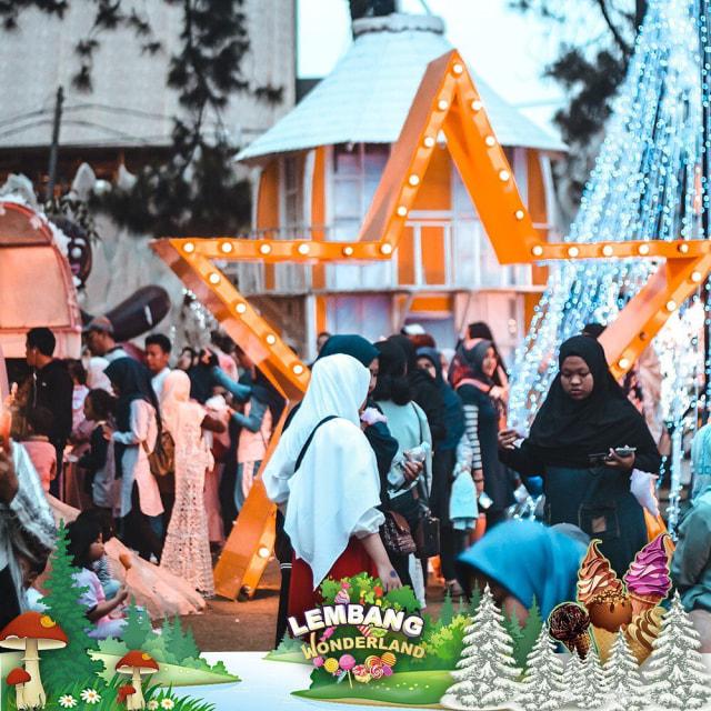 Tempat Wisata di Bandung yang Cocok Untuk Liburan Keluarga (128916)