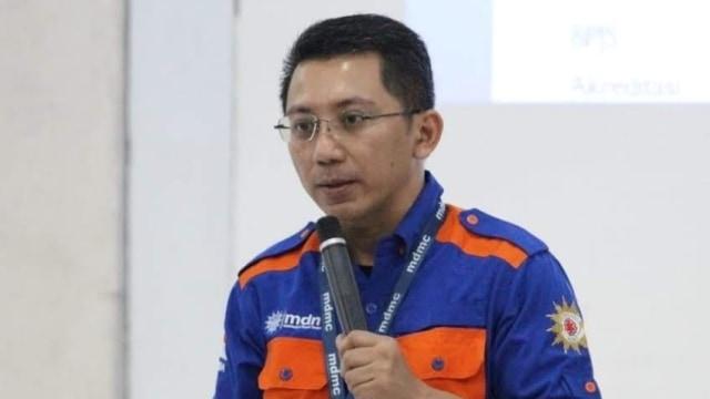 Sosok dr Corona, Ketua Tim Dokter Muhammadiyah yang Perangi Virus Corona (298149)