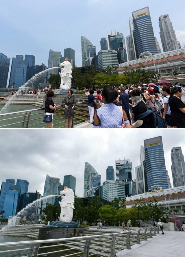 7 Negara Maju Resmi Masuk Jurang Resesi: Singapura hingga Amerika Serikat (140976)