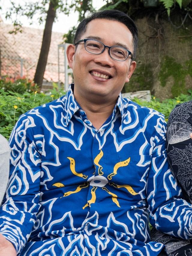 Ridwan Kamil Resmi Daftar Jadi Relawan Uji Klinis Vaksin Corona (359045)
