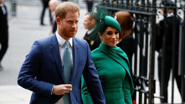 Mundur dari Anggota Senior Kerajaan Inggris Ternyata Keinginan Pangeran Harry (137456)