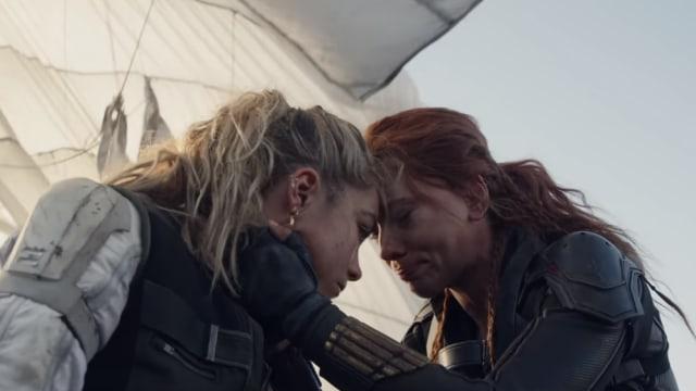 Scarlett Johansson Sempat Alami Gejala COVID-19 saat Syuting Black Widow (65677)