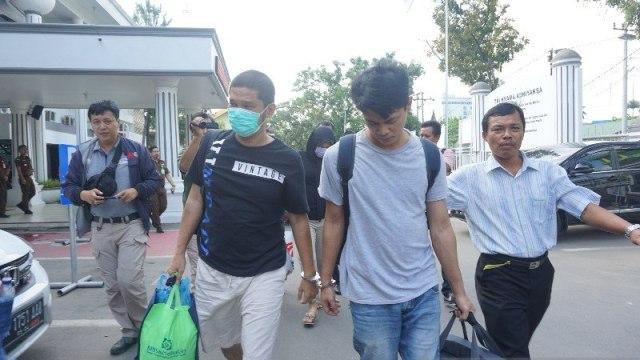 Tiga Pembunuh Hakim Jamaluddin Diserahkan ke Kejaksaan, Segera Disidang (85066)