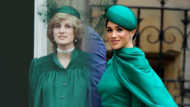 Putri Diana Jadi Ikon Fashion Dunia, Ini 6 Perempuan Terkenal yang Tiru Gayanya (54392)