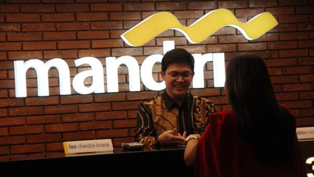 Libatkan 16 Ribu Agen Bank Mandiri Salurkan Bansos Ke 4 Juta Keluarga Kumparan Com