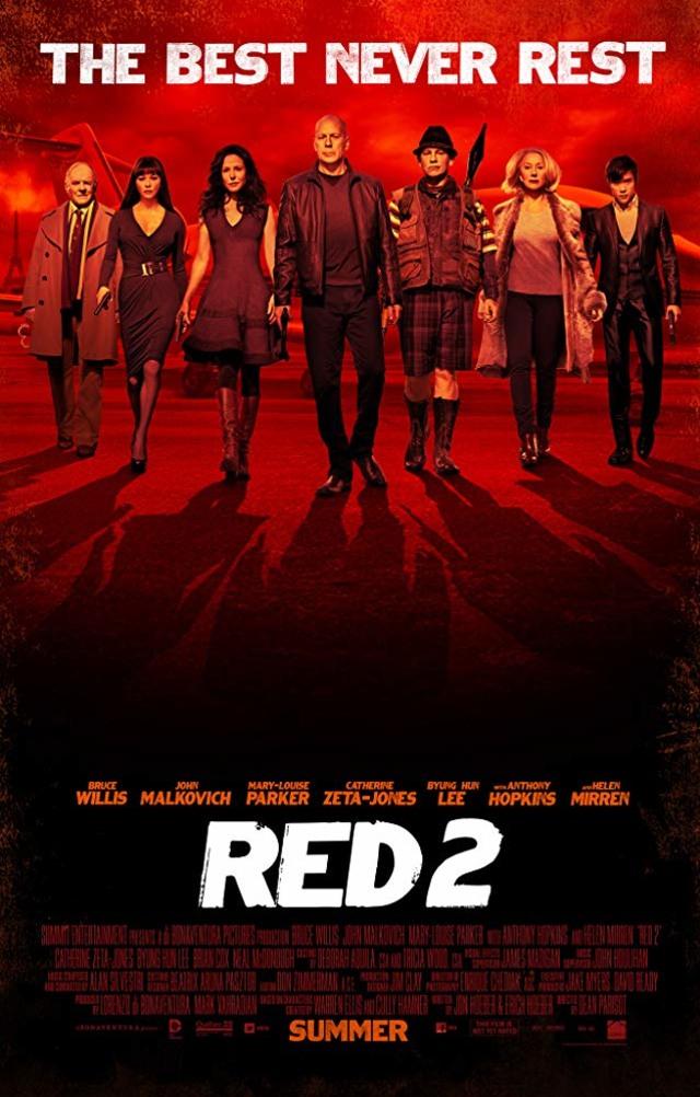Sinopsis Film Red 2 Tayang Malam Ini Di Bioskop Trans Tv Kumparan Com