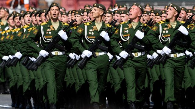 7 Negara dengan Militer Terkuat di Dunia (195655)
