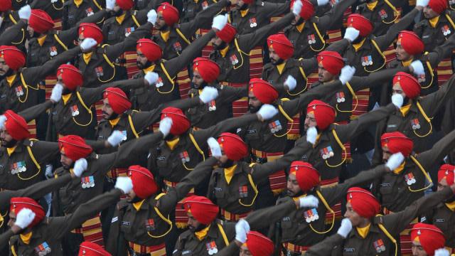 7 Negara dengan Militer Terkuat di Dunia (195657)