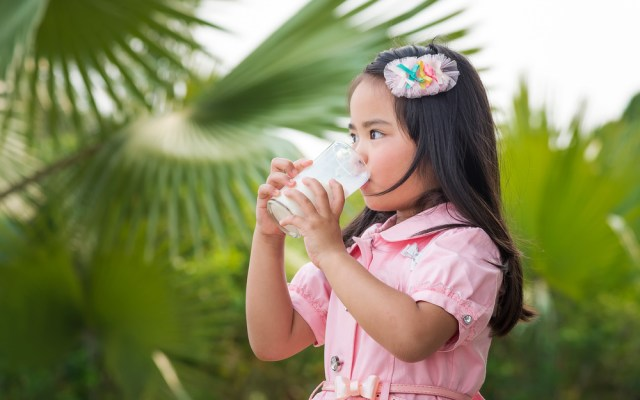 Manfaat Susu Organik untuk Dukung Tumbuh Kembang Anak (42090)