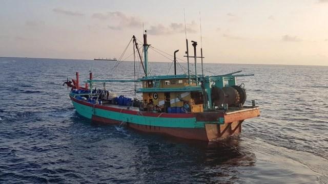 IOJI Ungkap 2 Tantangan Pemerintahan Jokowi dalam Berantas Illegal Fishing (270935)