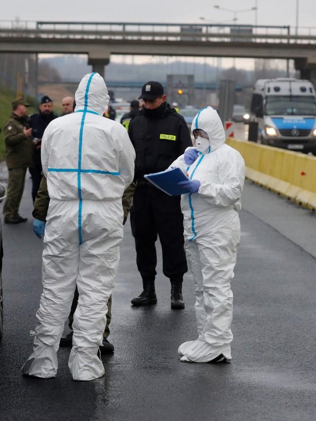PTR- Pencegahan virus corona di Polandia