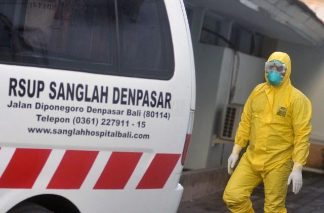 Satgas Minta RS Swasta di Bali Tak Tolak Pasien COVID-19: Ada Bantuan Oksigen (79247)