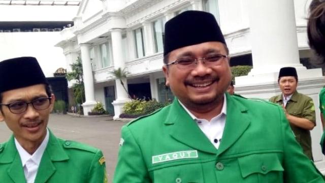 Jokowi Akan Buka Konferensi Besar GP Ansor Secara Virtual (233486)