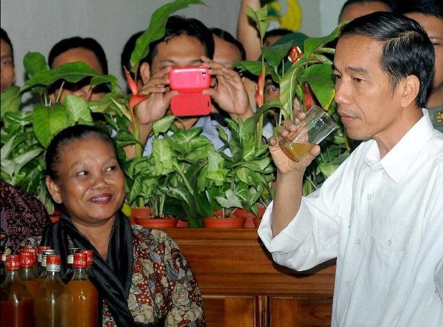 Saat Corona Mendunia, Mendag Dorong Ekspor Jamu Indonesia ke Mancanegara (213465)