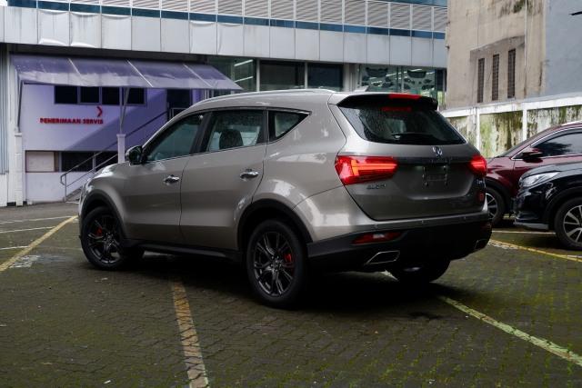 5 Modal DFSK Glory i-Auto Lawan Honda CR-V dan Wuling Almaz (622286)