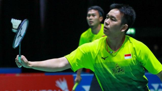 Hasil Lengkap Tim Indonesia di Hari Kedua 32 Besar Thailand Open (25771)