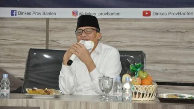 Gubernur Banten Jawab Ridwan Kamil soal Kerumunan Massa Rizieq di Bandara Soetta (193568)
