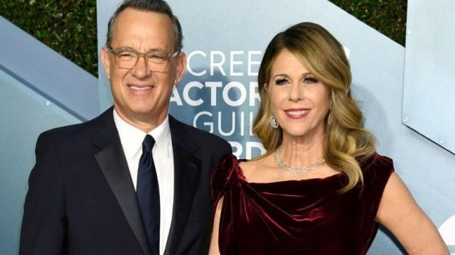 Kisah Tom Hanks dan Istri Kena Virus Corona: Badan Sakit, Tak Bisa Konsentrasi (35392)