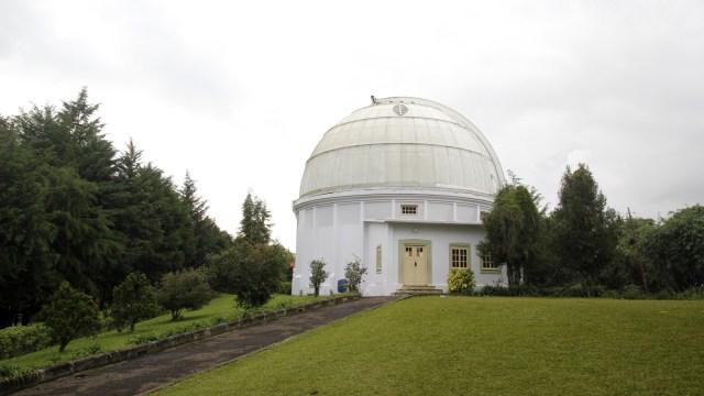 Indonesia Bikin Observatorium Terbesar di Asia Tenggara, Punya Teleskop Besar (1)