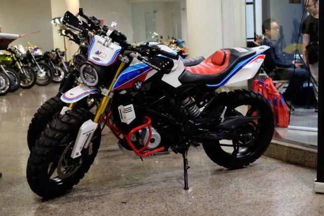 Menanti Honda BeAT Listrik Bergaya Futuristik Karya Modifikator Indonesia (218297)