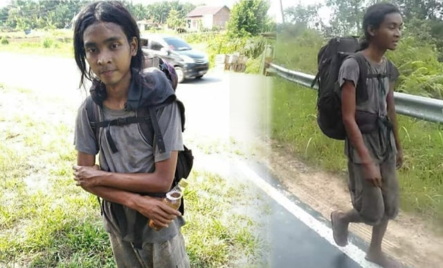 Pemuda Jepara Jalan Kaki 6 Bulan dari Jateng ke Jambi demi Taklukkan 10 Gunung (286053)
